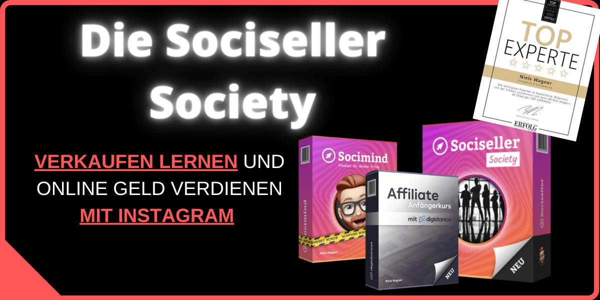 ⭐⭐⭐⭐ Sociseller Society Erfahrungen [2021] – Nils Wagner